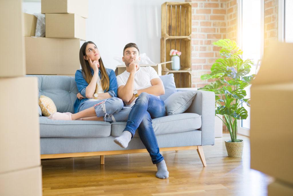 Bør du kjøpe eller selge bolig først?